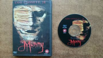 Legend Of The Mummy (DVD, 2008)